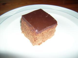 mandel brownies
