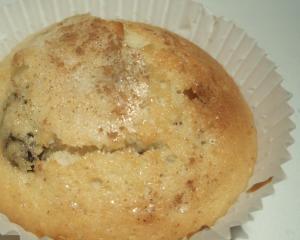 mandel rosinen muffins mit zimt