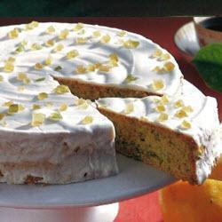 mandel zitronen torte