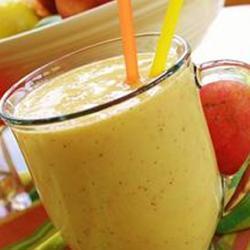 mango pfirsich smoothie