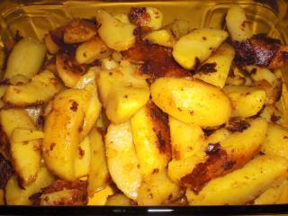 marinierte kartoffeln mexikanische art