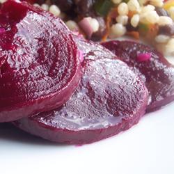 marokkanischer salat mit rote bete