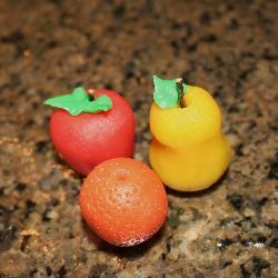 marzipan früchte