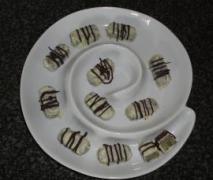marzipan mohn pralinés pralinen mit feiner früh