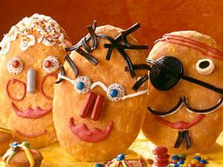 maskenparade für kinder