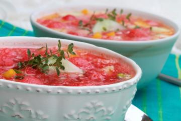 melonen gazpacho