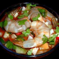 mexikanische ceviche