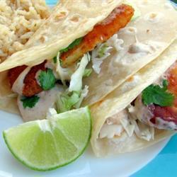 mexikanische fischtacos