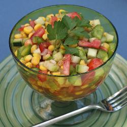 mexikanischer gurkensalat — rezepte suchen