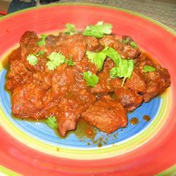 mexikanisches rindfleischragout carne guisada