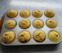 mini muffin klein und fein
