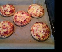 mini pizza mini pizzen