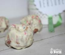 mini vanille gugelhupfe