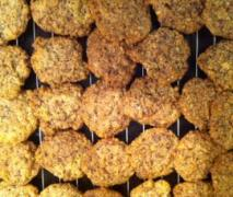muesli cookies müsli cookies