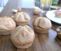 muffin brötchen variation von turbo baguette für