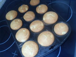 muffins mit orange