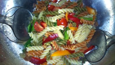 multi kulti salat