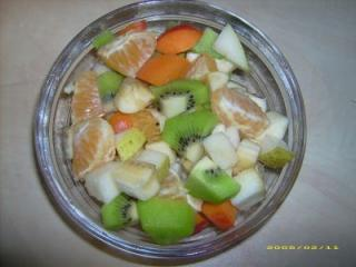multivitamin salat
