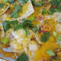 nachos ohne fleisch