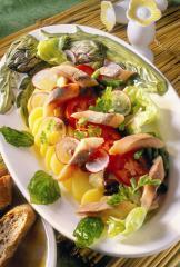 nizza salat mit matjes