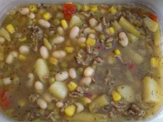 normannische bohnensuppe