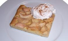 normannischer apfelkuchen
