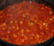 nudeln mit bohnen all in one pasta e fagioli