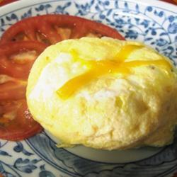 omelett in der tasse