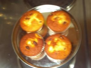 orangen muffin