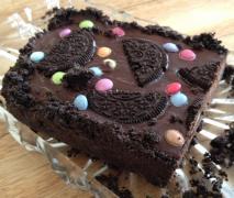 oreo keks kuchen á la quot kalter hund quot