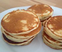 original amerikanische pancakes die besten die ic