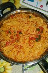 original italienische spaghetti napoli rezepte suchen. Black Bedroom Furniture Sets. Home Design Ideas