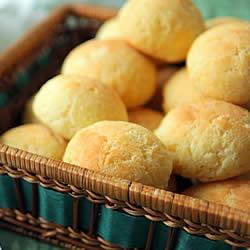 pão de queijo selber machen brasilianische käsebällchen