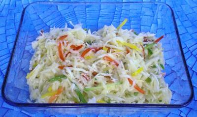 paprika kohl salat