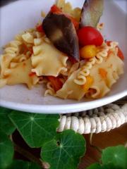 pasta mit ofensauce