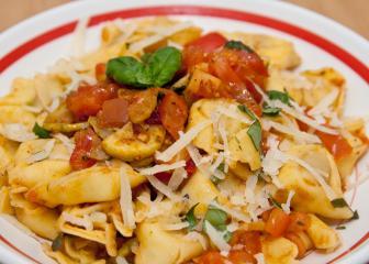 pasta sauce schnell günstig und gut