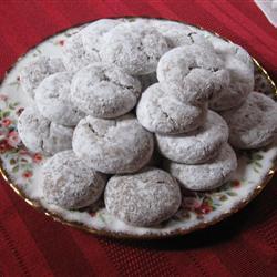 pfeffernüsse für weihnachten