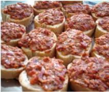 pizza brote