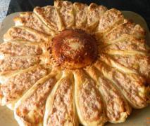 pizza sonnenblume