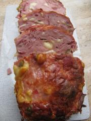 pizzafleischkäse schnell selbstgemacht