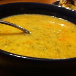 polnische suppe mit essiggurken