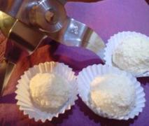 pralinen mandel weiße schokolade variation von fin