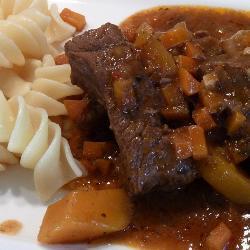 provenzalisches rindfleisch