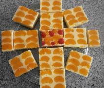 quark mandarinen kuchen vom blech