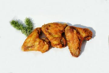 quick chicken wings