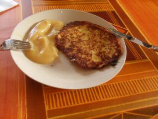 reibekuchen kartoffelpuffer im thermomix
