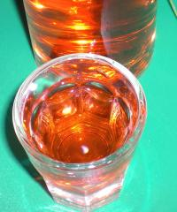 rhabarber vanille likör
