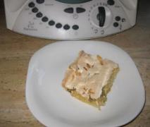 rhabarberkuchen rechteckiges blech mit baiser