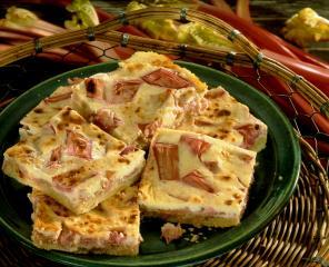 rhabarberkuchen vom blech