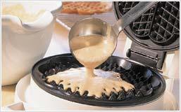 rheinische buttermilchwaffeln